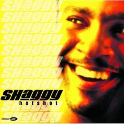 Shaggy releases Hot Shot album