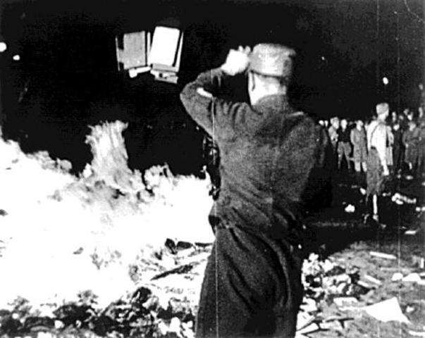 Berlin Book Burning