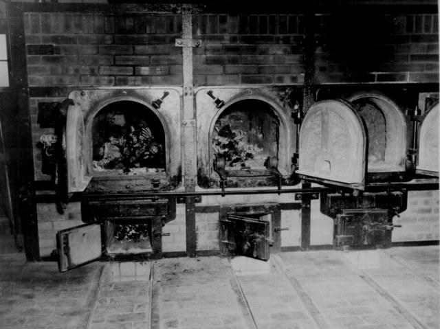 Auschwitz and Dachau start using their crematoria