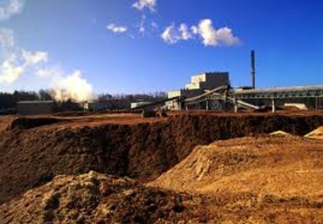 biomass invented