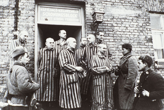 Elie and his father are sent to Auschwitz