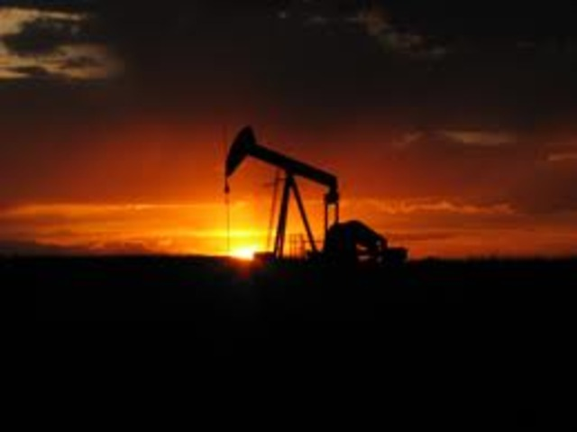 first oil well in U.S.