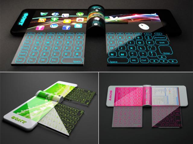 Future Sony Tablet
