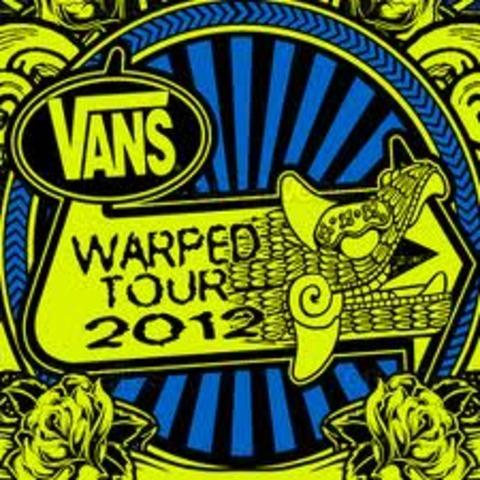 Falling in  Reverses first tour (warped tour)