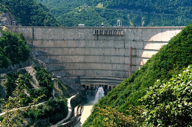 Hydroelectrcity