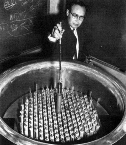 First Nuclear reactor