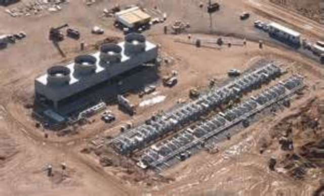 Geothermal Companies in America