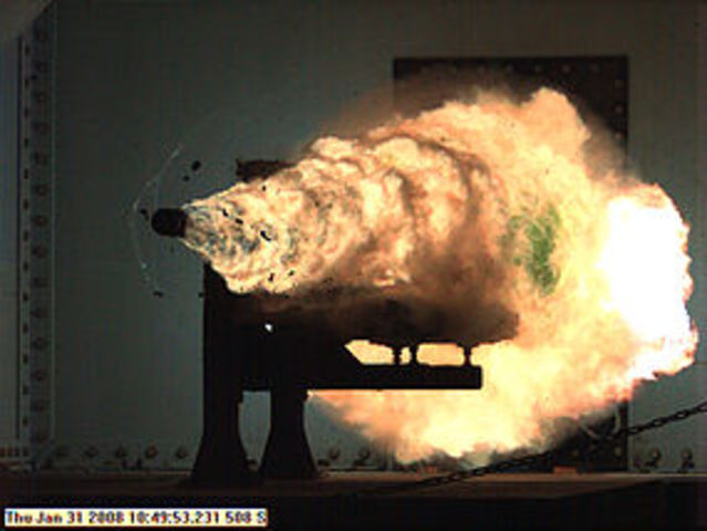 Elctricity used in developing heavy weaponry