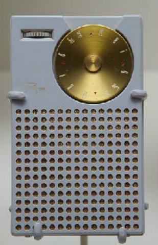 First Transvistor Radio