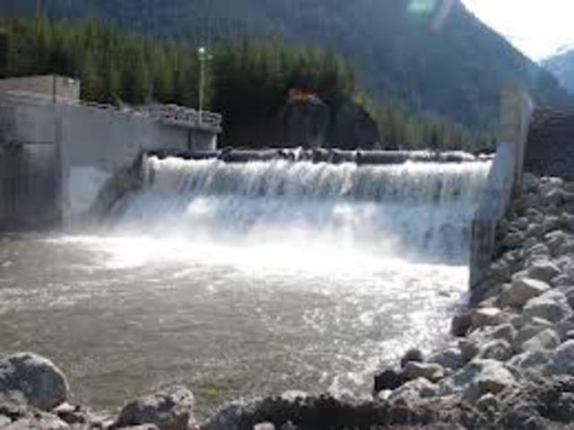 First Hydroelectric scheme