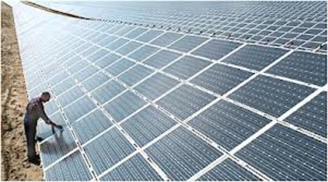 FIrst Solar Energy