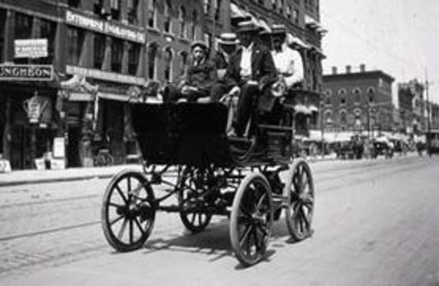 First Electrical Car