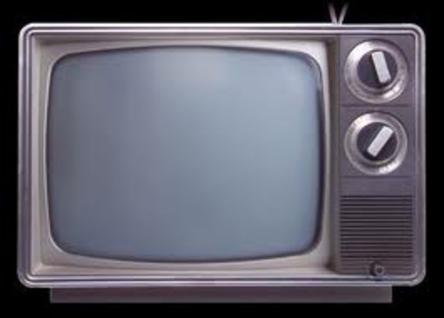 First Electrical Television Set