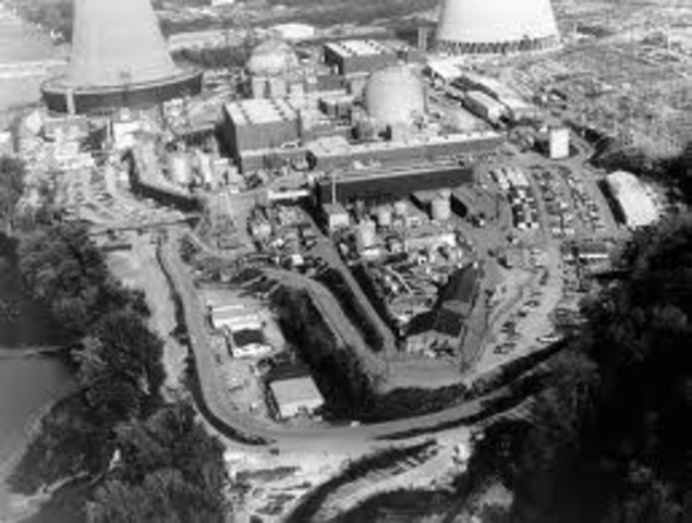 First Nuclear Power Plant Built