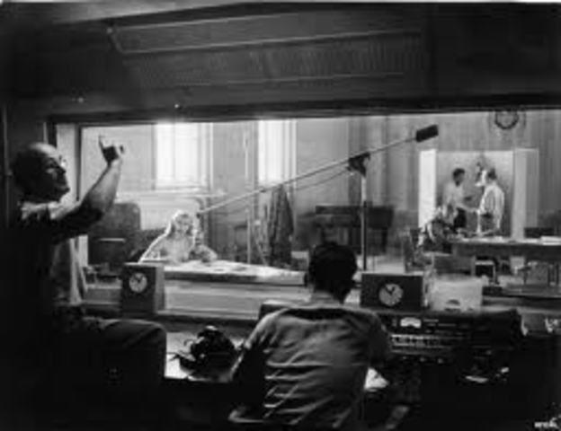 First Radio Audio Broadcast