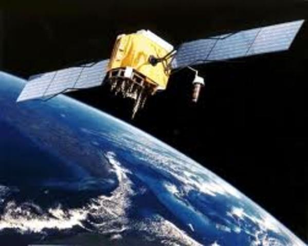 GPS Satellite Radios launched