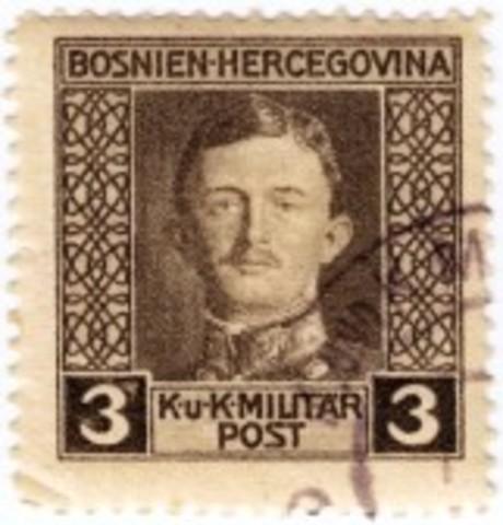 En 1908 el I. Austro-Húngaro se anexiona Bosnia porque le da la gana.