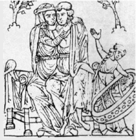Niño Envuelto Medieval