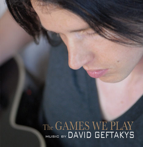 New Album - The Games We Play