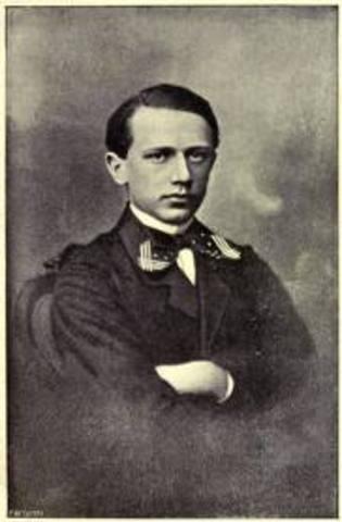 Tchaikovsky Born