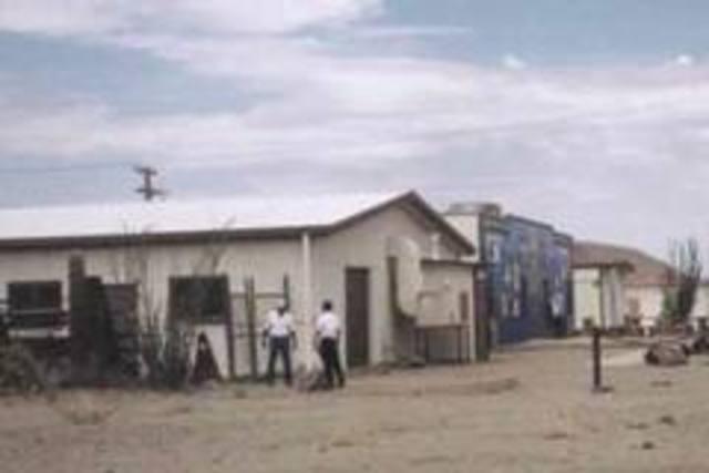 World's First Solar Powered Village