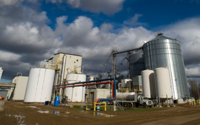 First Commercial Cellulosic Ethanol Plant