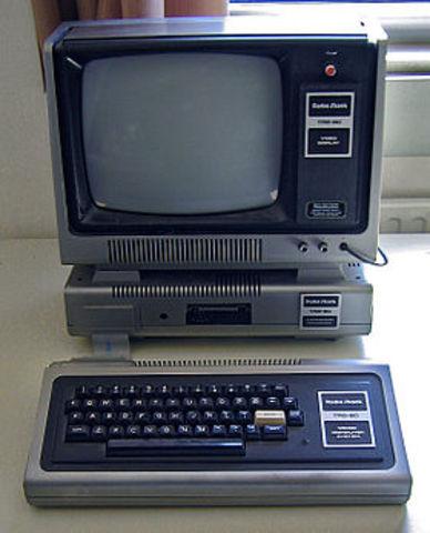 Apple I, II & TRS-80 & Commordore Pet Computers