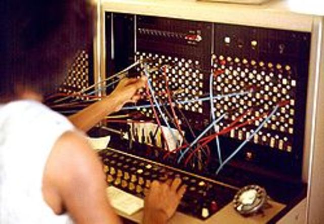 Telephone Switchboard Invented