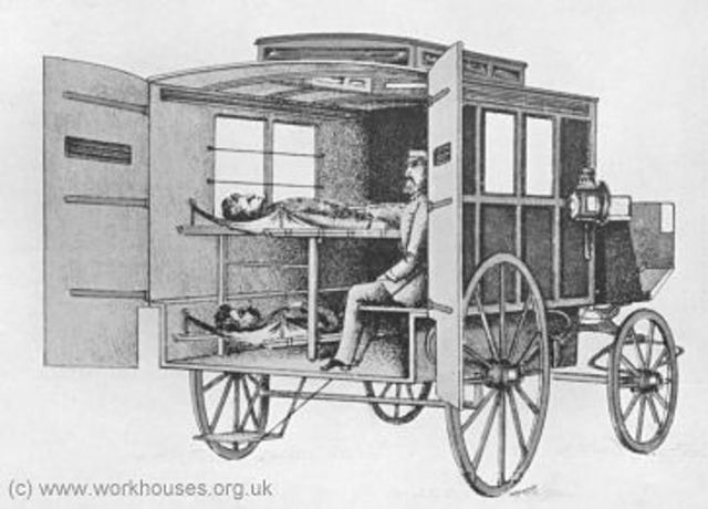Invention of the Ambulance