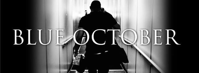 Blue October was formed