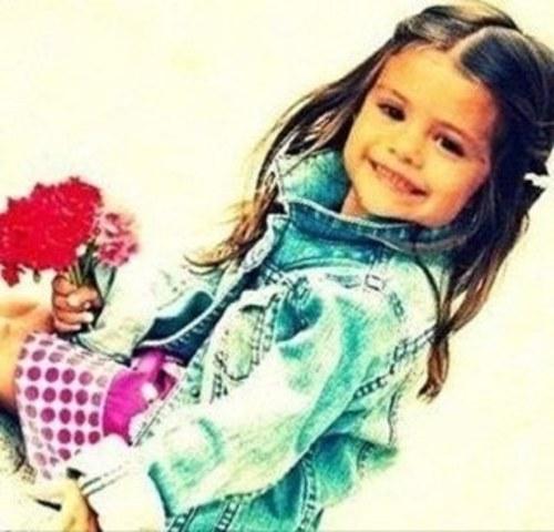 Selena Gomez entered the world