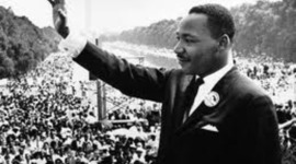 Martin Luther King, Jr. timeline