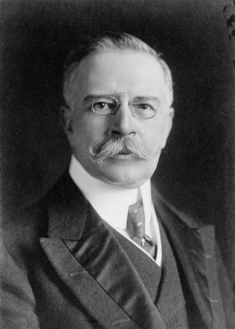 Francisco León de la Barra 1911