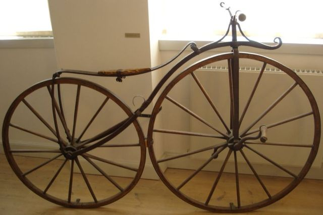 invention railroad track bicycle - photo #14