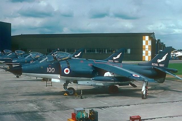 The Falklands war begins