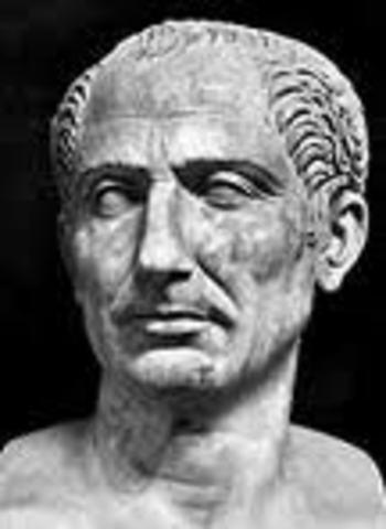 Julius Caesar- 46 BC