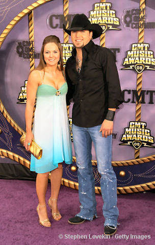 Mr. and Mrs. Aldean