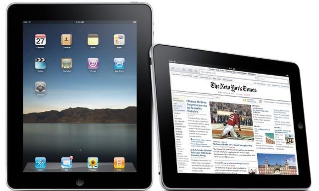 iPad, Primera Generacion