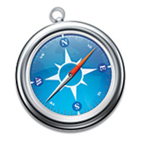 εκδοση του browser Safari