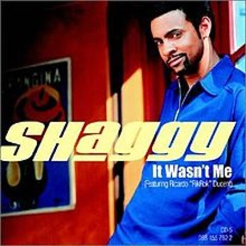 """Shaggy releases """"It wasn't me"""""""