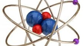 The Historty of Atomic Theory timeline