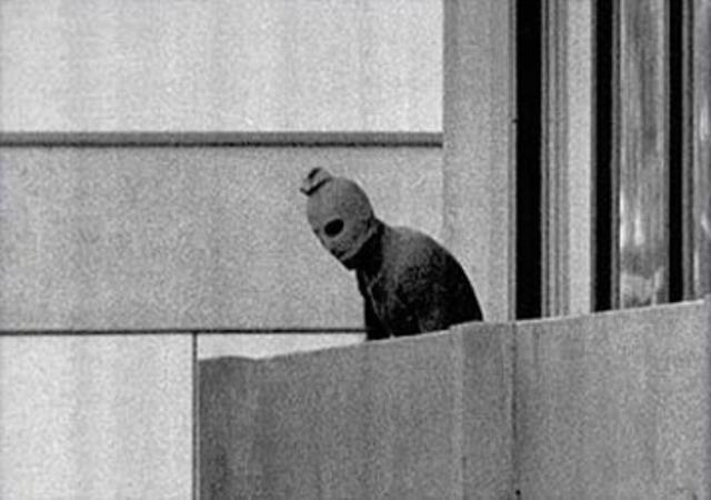 Munich Olympics killings