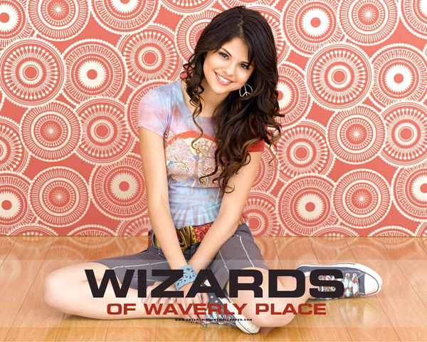 Selena Gomez casted as Alex Russo for Wizards of Waverly Place
