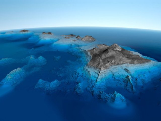 Below The Surface: Is Hawaii Really On Top Of The World