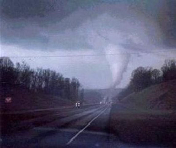 North Carolina's strongest tornado