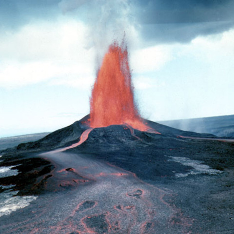 Kilauea's Major Ongoing Eruption In 2013