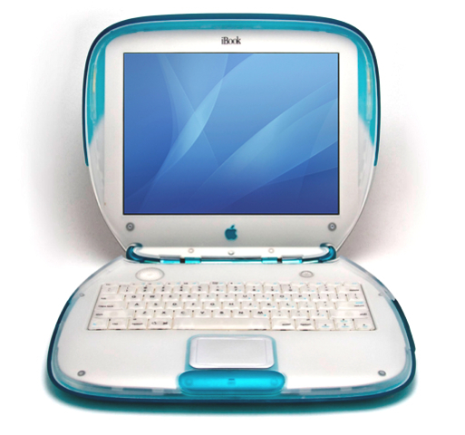 The First iBook