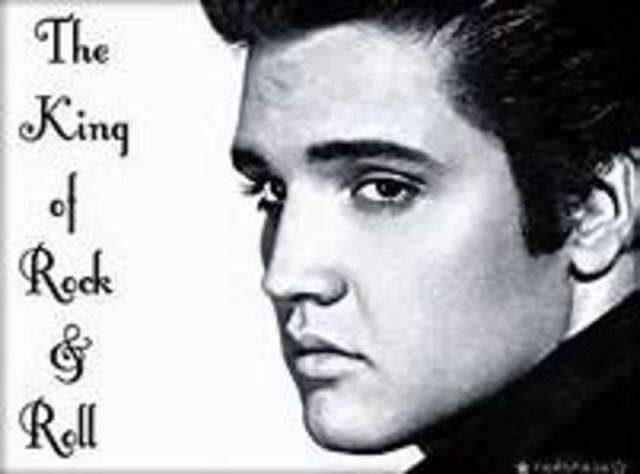 Elvis Presley signs