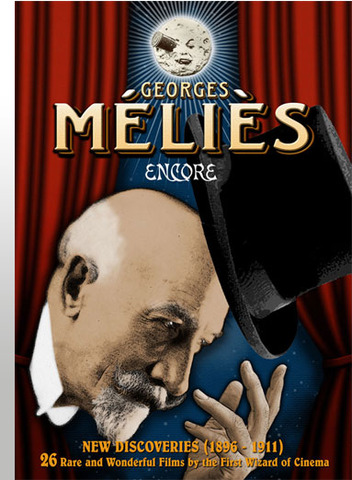 George Melies presented his very own and first film