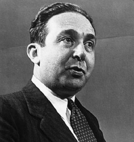 Leo Szilard realizes that they need a element that can emit a nuclear chain reaction